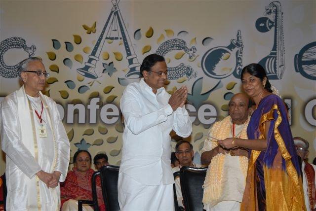Nanditha Ravi MA award