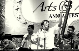 K.V. Gopalakrishnan in concert with Shri Sanjay Subrahmanyan